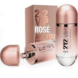 Perfume 212 Vip Rose 80ml - Carolina Herrera Edp