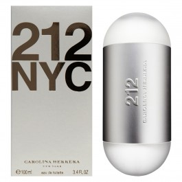 Perfume 212 Nyc Fem 100ml - Carolina Herrera Edt