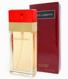 Perfume Dolce Gabbana Feminino Red - 100ML edt
