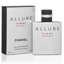 Perfume Chanel Allure Home Sport Men 100ml Edt